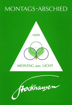 MONTAGS - ABSCHIED