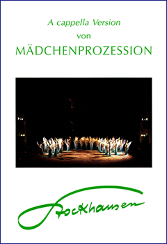 MADCHENPROZESSION a cappella version