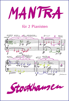MANTRA for 2 pianists
