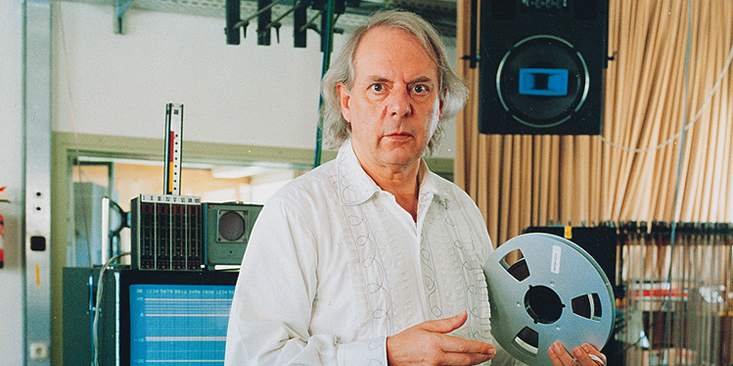 Stockhausen-CDs