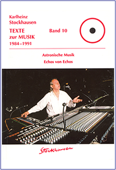 K. Stockhausen Vol. 10