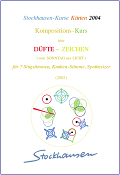 Stockhausen Courses Kuerten 2004