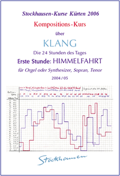 Stockhausen Courses Kuerten 2006