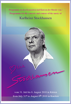 Stockhausen Courses Kuerten 2010