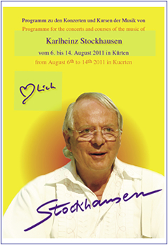 Stockhausen Courses Kuerten 2011