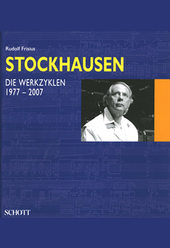 Stockhausen Band 3 - By Rudolf Frisius