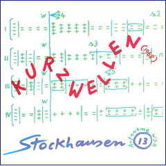 Stockhausen Edition no. 13