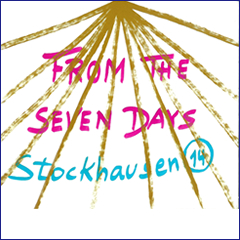 Stockhausen Edition no. 14