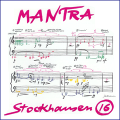 Stockhausen Edition no. 16