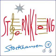 Stockhausen Edition no. 18