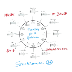Stockhausen Edition no. 24