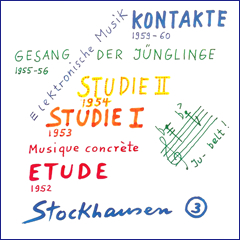 Stockhausen Edition no. 3