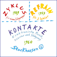 Stockhausen Edition no. 6