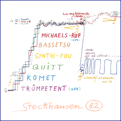 Stockhausen Edition no. 82