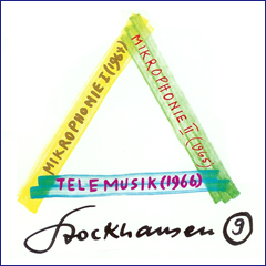 Stockhausen Edition no. 9