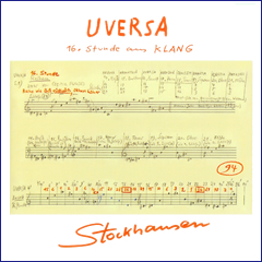 Stockhausen Edition no. 94